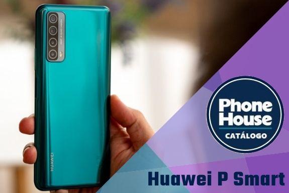 huawei p smart 2021 the phone house