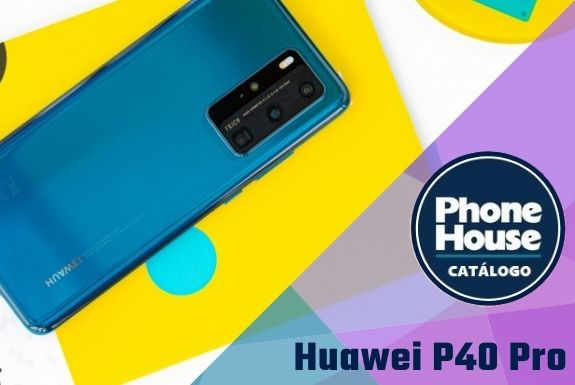 huawei p40 pro the phone house