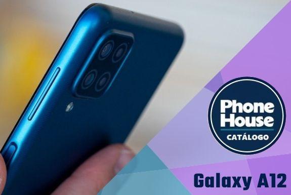 samsung galaxy a12 the phone house