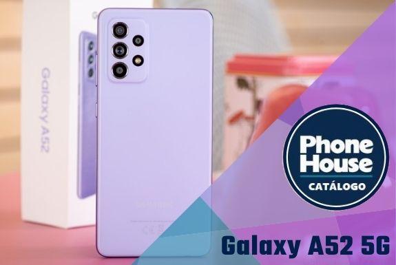 samsung galaxy a52 5g the phone house